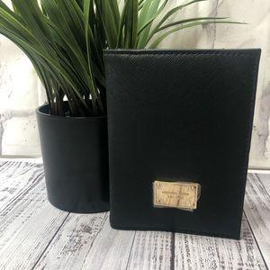 NEW Michael Kors Black Bi-fold wallet